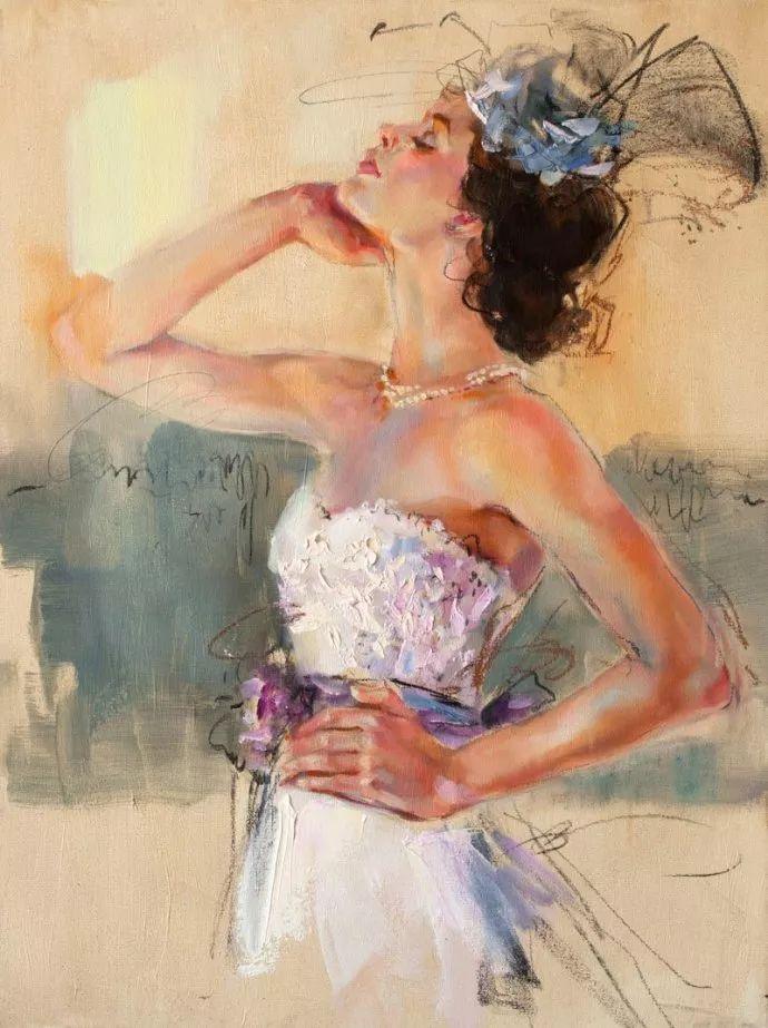 热情奔放的舞蹈美女,美得让人如痴如醉插图80