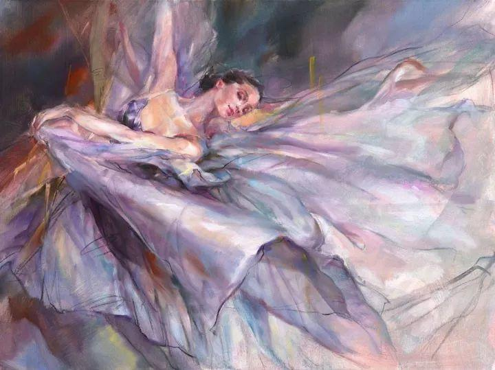热情奔放的舞蹈美女,美得让人如痴如醉插图91