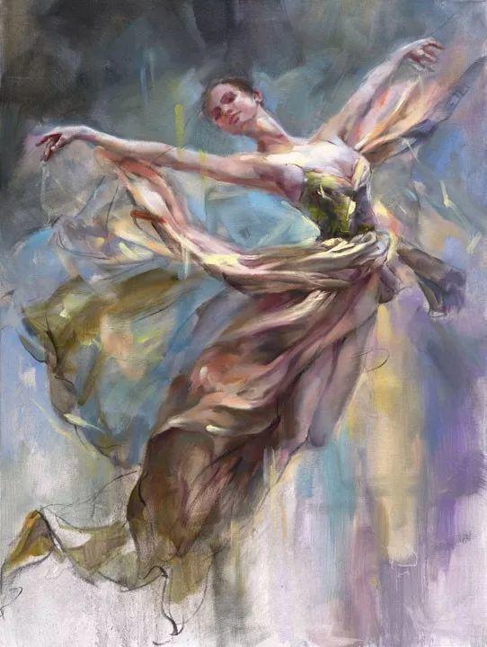 热情奔放的舞蹈美女,美得让人如痴如醉插图92