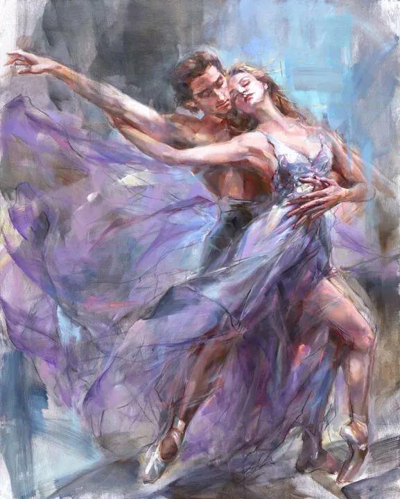 热情奔放的舞蹈美女,美得让人如痴如醉插图93
