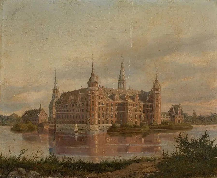 风景,丹麦艺术家亨里克森插图19