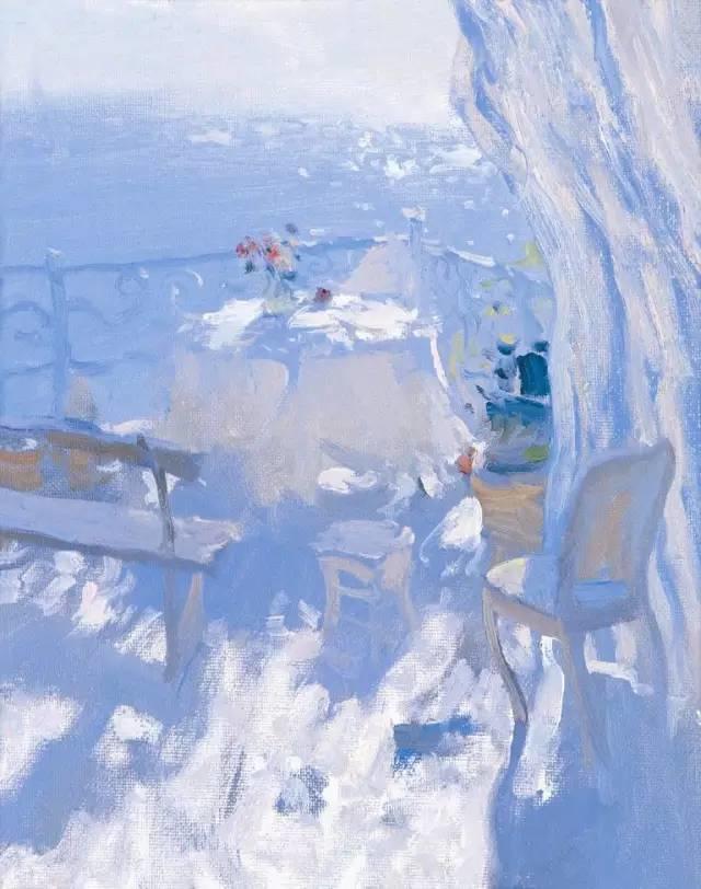 素雅的色调,俄罗斯油画家Bato Dugarzhapov插图7