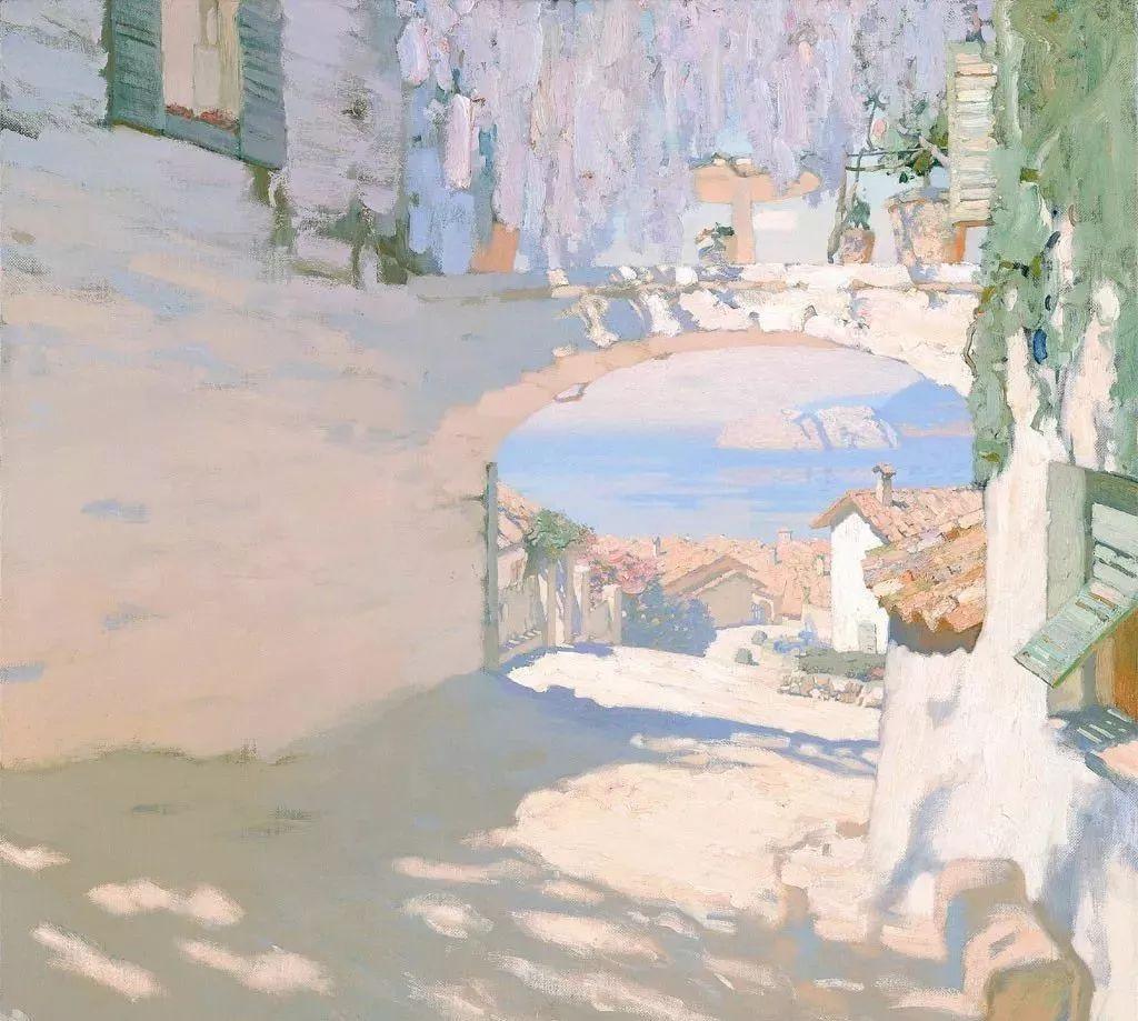 素雅的色调,俄罗斯油画家Bato Dugarzhapov插图13