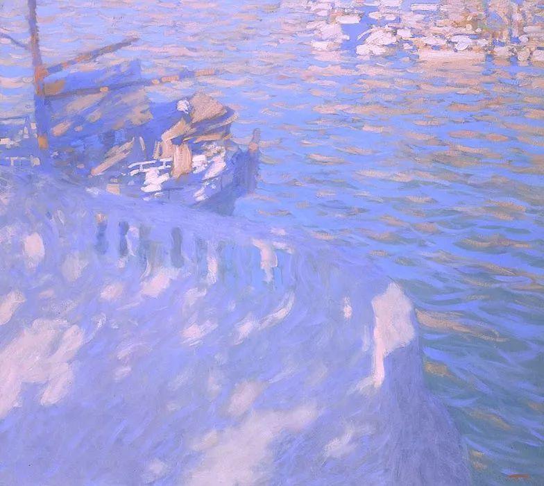 素雅的色调,俄罗斯油画家Bato Dugarzhapov插图14