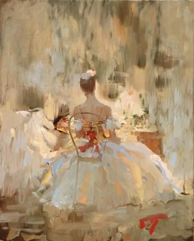 素雅的色调,俄罗斯油画家Bato Dugarzhapov插图23