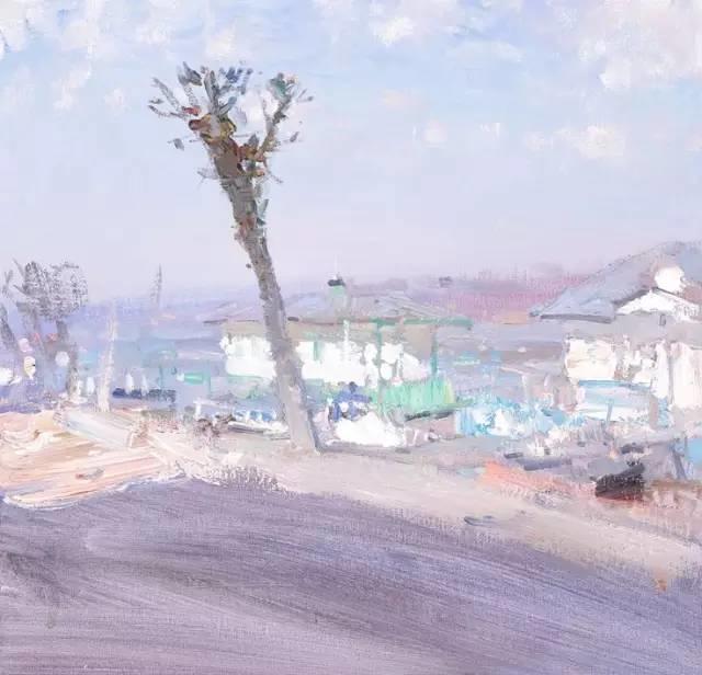 素雅的色调,俄罗斯油画家Bato Dugarzhapov插图27