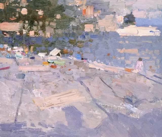 素雅的色调,俄罗斯油画家Bato Dugarzhapov插图29