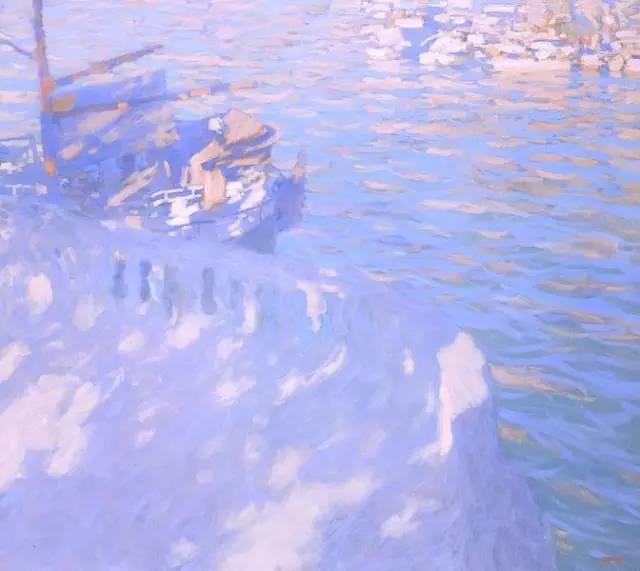 素雅的色调,俄罗斯油画家Bato Dugarzhapov插图33
