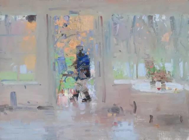 素雅的色调,俄罗斯油画家Bato Dugarzhapov插图34