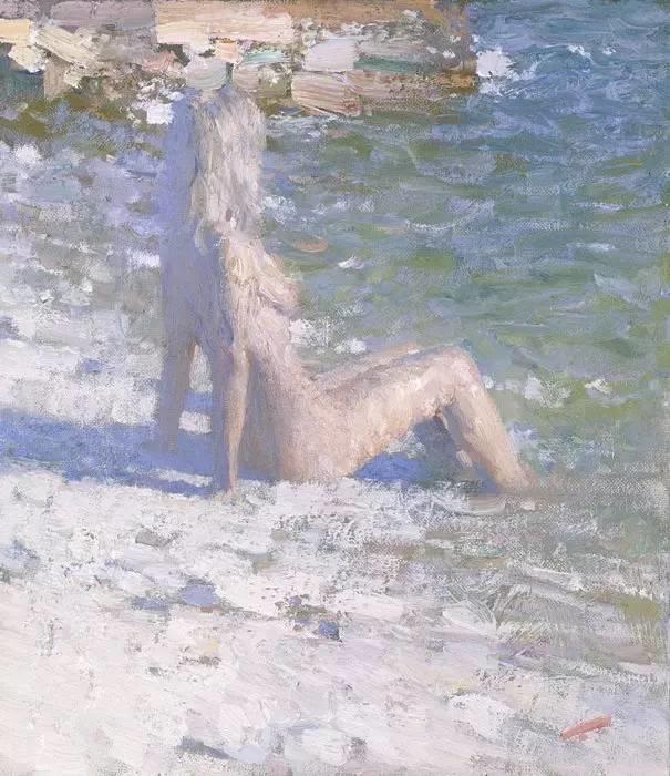 素雅的色调,俄罗斯油画家Bato Dugarzhapov插图35