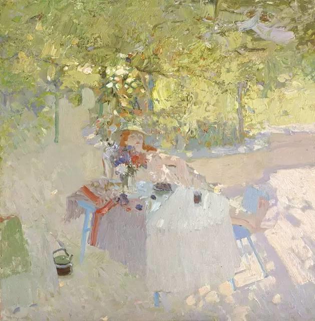 素雅的色调,俄罗斯油画家Bato Dugarzhapov插图36