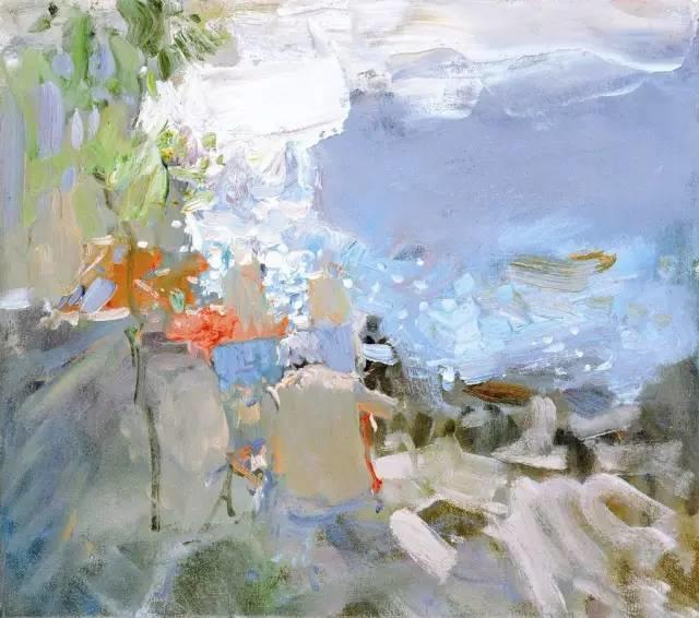 素雅的色调,俄罗斯油画家Bato Dugarzhapov插图41