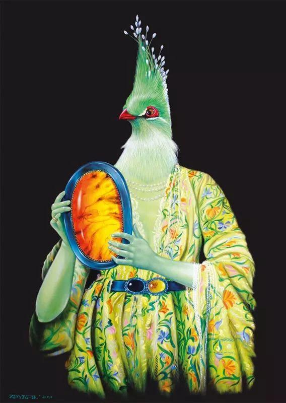 幻想和想象世界,波兰画家马里乌斯·兹德巴插图3