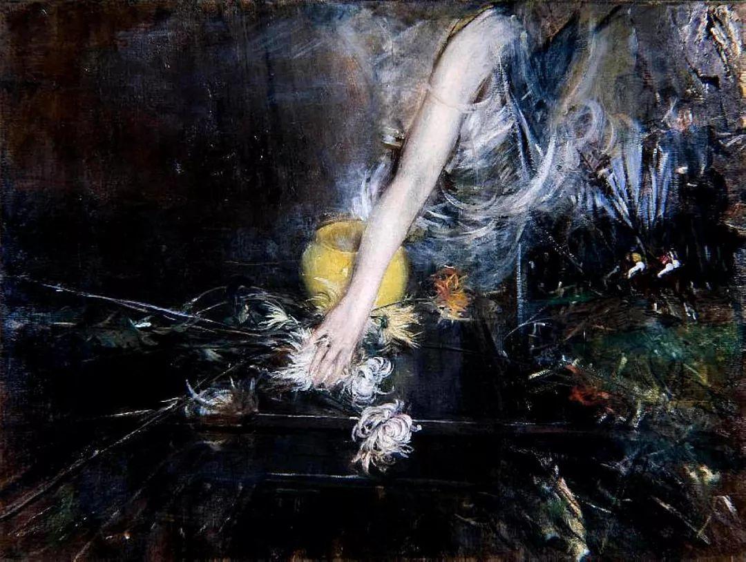两种不同画风的美女,你喜欢哪一种!意大利画家Giovanni Boldini作品集插图7