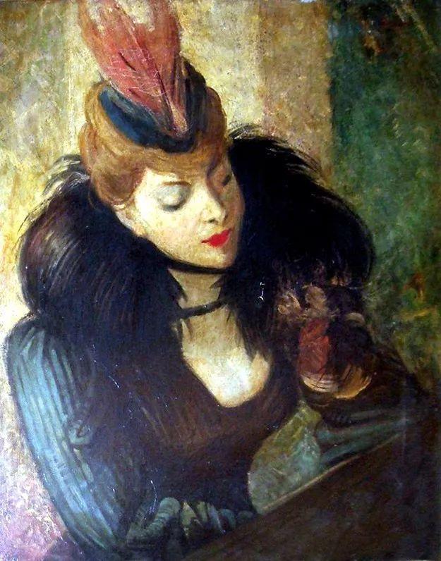 两种不同画风的美女,你喜欢哪一种!意大利画家Giovanni Boldini作品集插图57