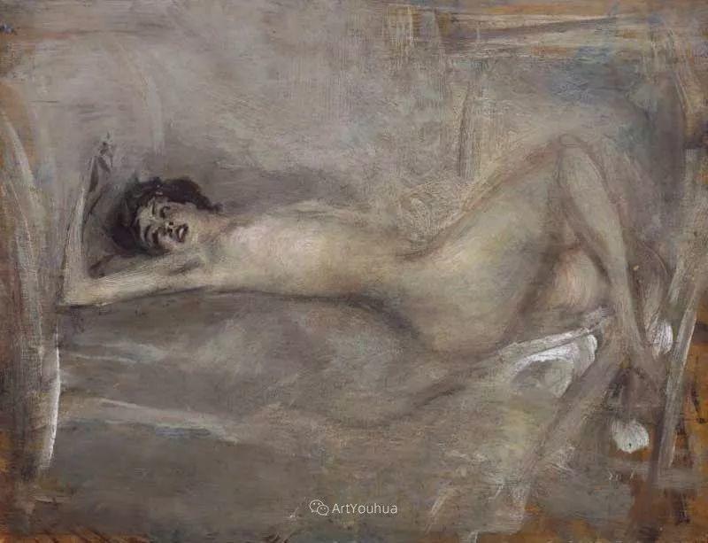 两种不同画风的美女,你喜欢哪一种!意大利画家Giovanni Boldini作品集插图60