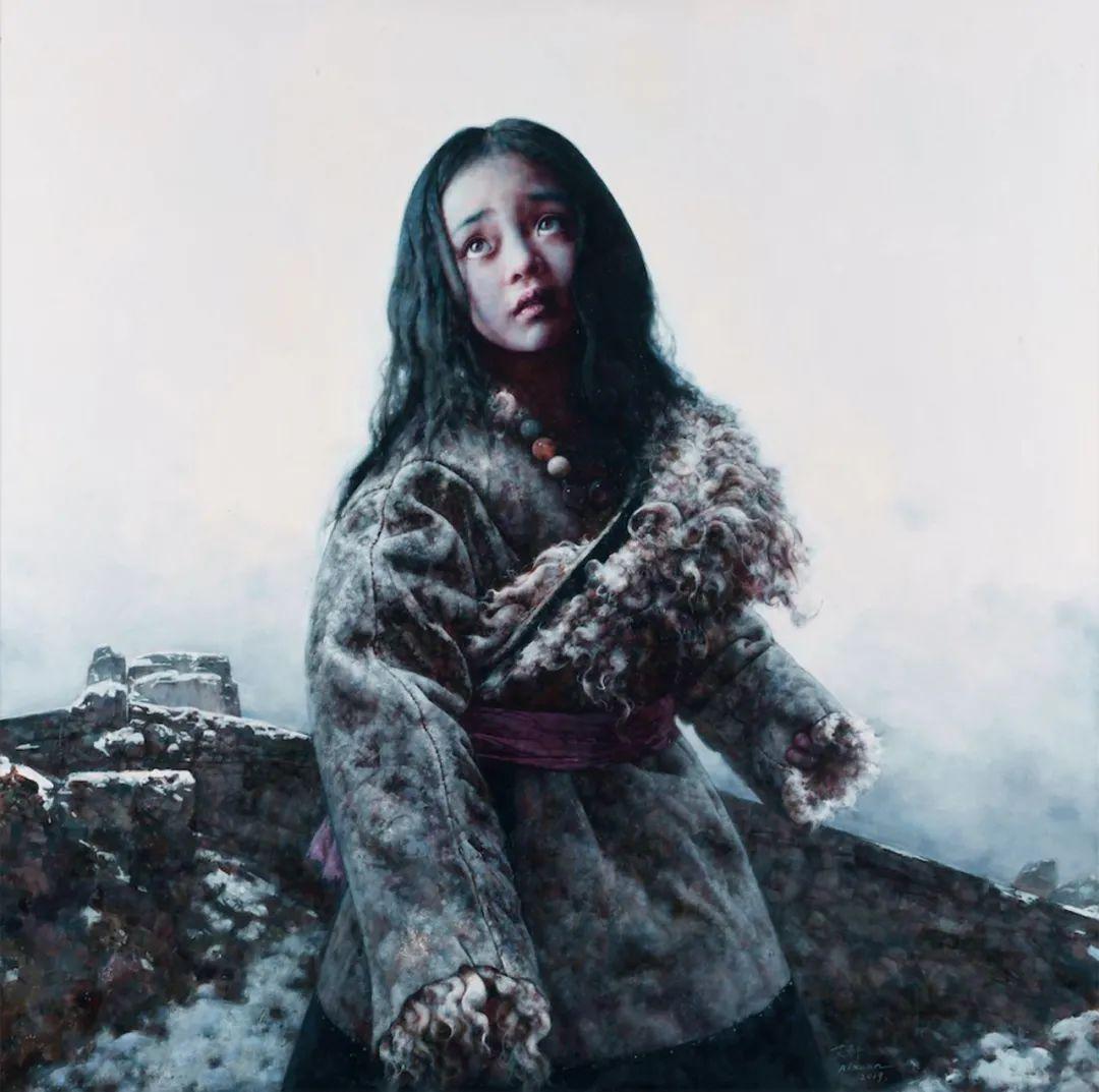 中国写实画派2020年展插图7