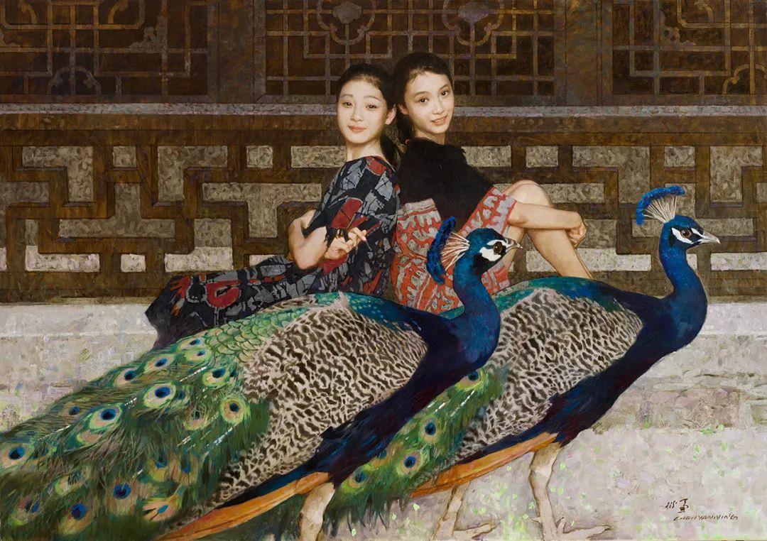 中国写实画派2020年展插图23