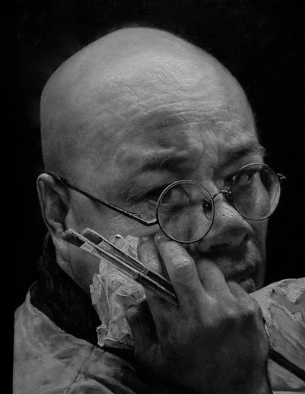 中国写实画派2020年展插图73
