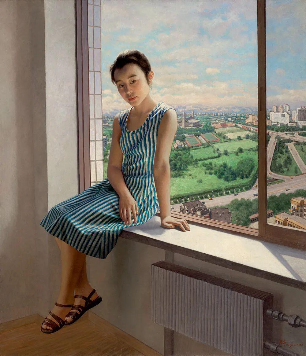中国写实画派2020年展插图87
