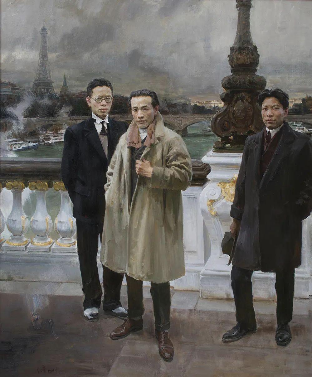 中国写实画派2020年展插图117