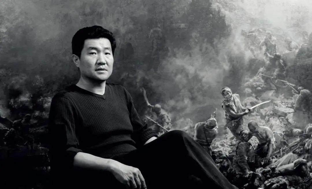 中国写实画派2020年展插图137