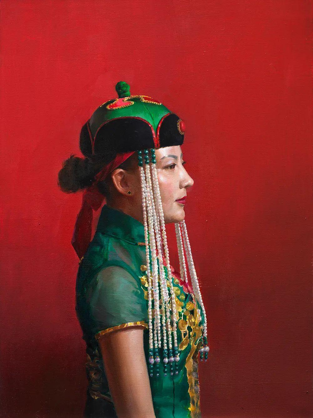 中国写实画派2020年展插图141