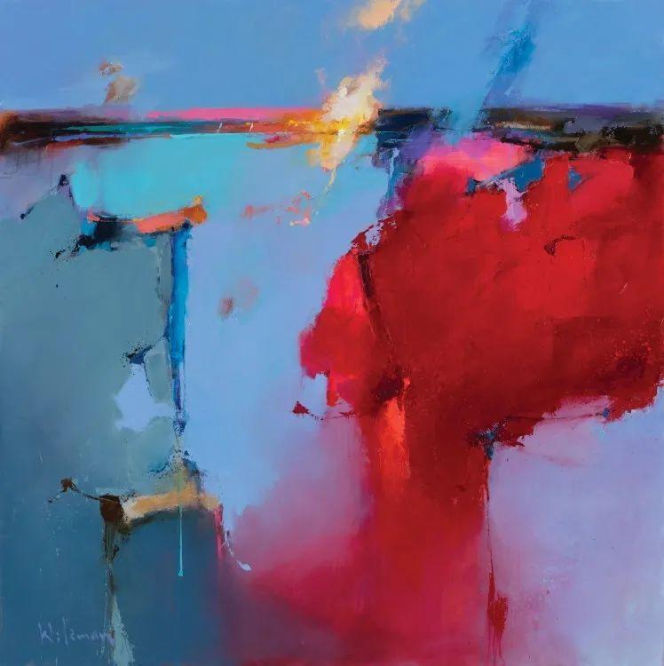 抽象的光与色插图1