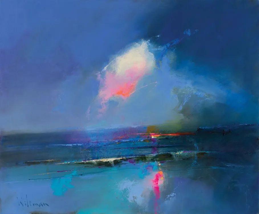 抽象的光与色插图9