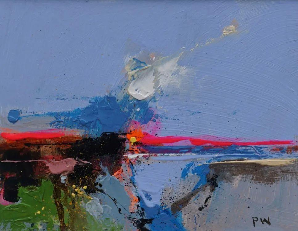 抽象的光与色插图63