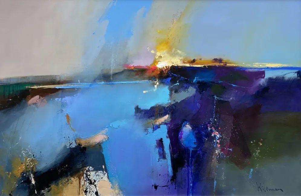 抽象的光与色插图93