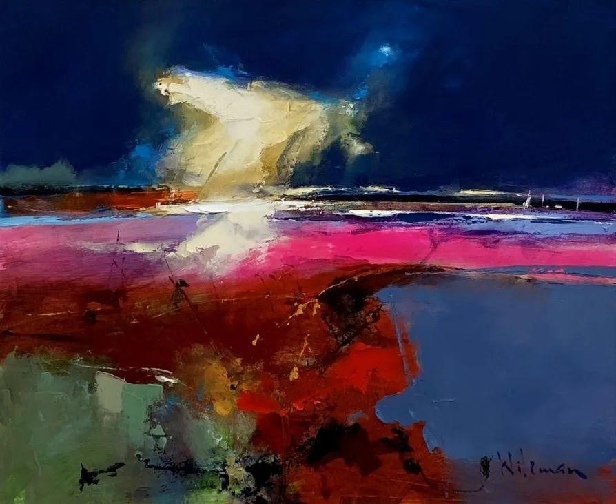 抽象的光与色插图97