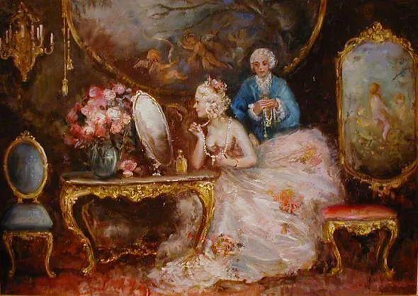 柔和流畅的绘画风格,年轻女性的肖像!插图36