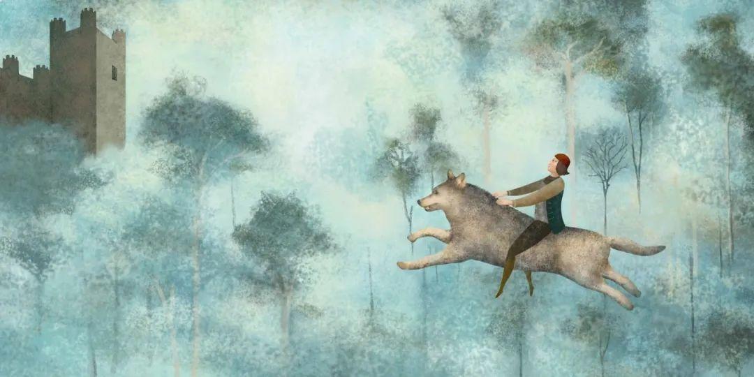 超现实的、空灵的女性形象插图17