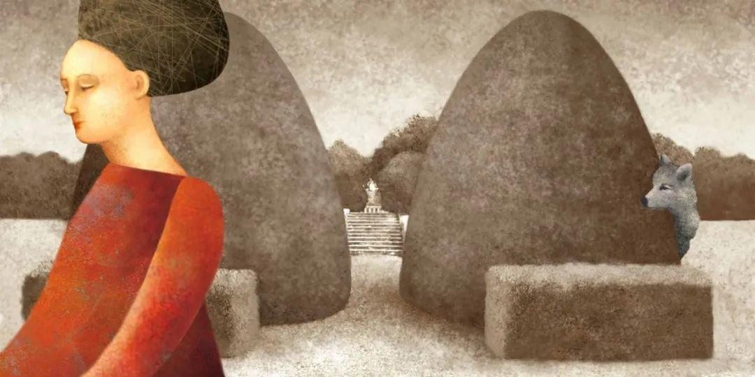 超现实的、空灵的女性形象插图19
