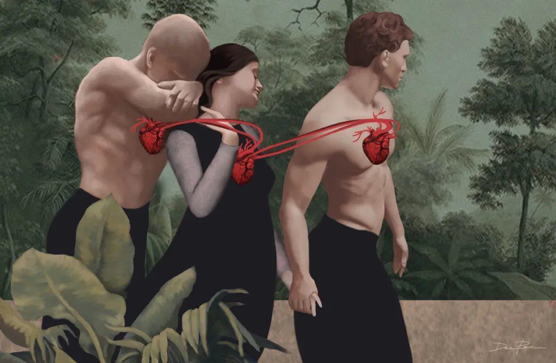 超现实的、空灵的女性形象插图37