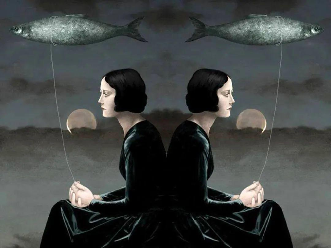 超现实的、空灵的女性形象插图51