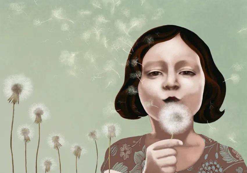 超现实的、空灵的女性形象插图57