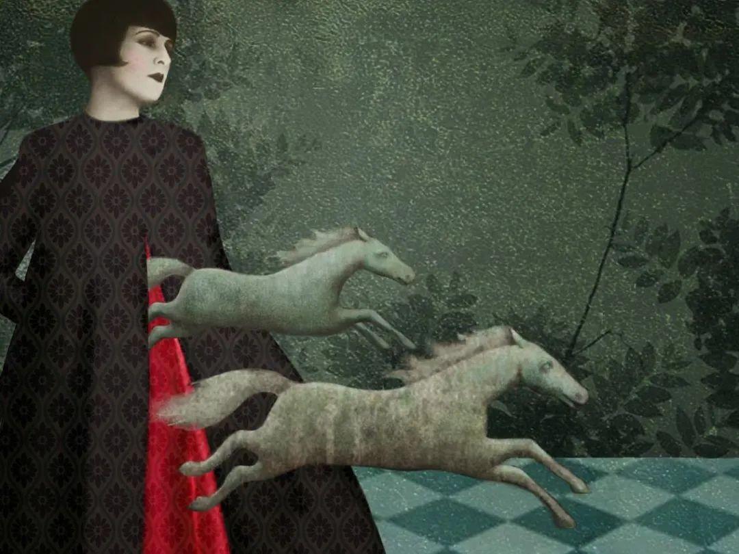 超现实的、空灵的女性形象插图73
