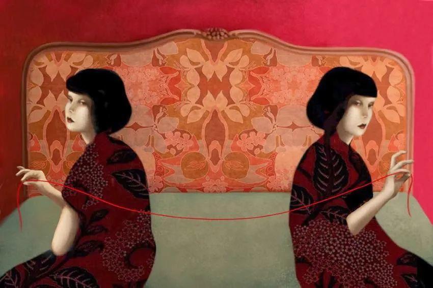 超现实的、空灵的女性形象插图85
