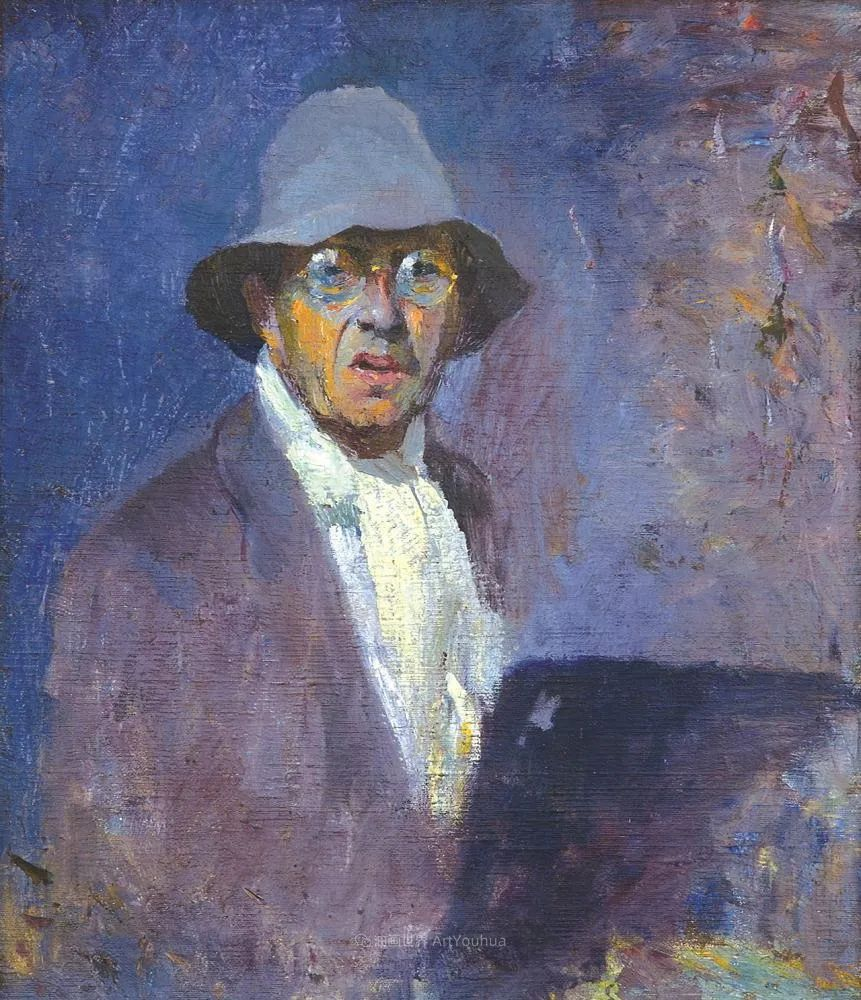 后印象派画家——费尔南多·费德插图47