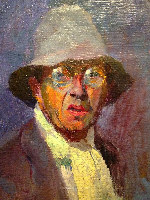 后印象派画家——费尔南多·费德插图49