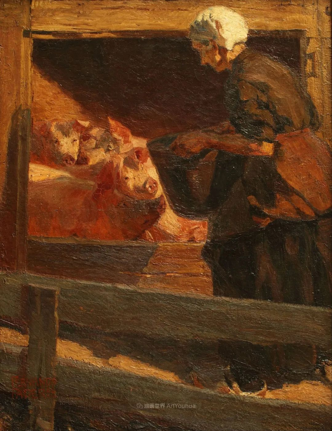 后印象派画家——费尔南多·费德插图109