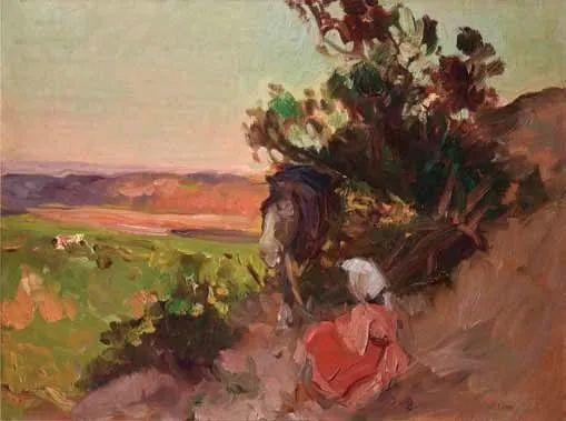 后印象派画家——费尔南多·费德插图117