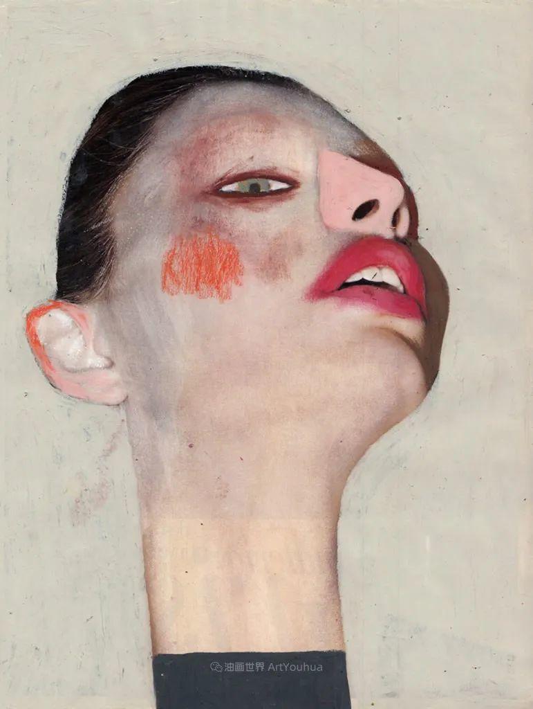 令人震惊的、美丽而奇异的肖像插图29
