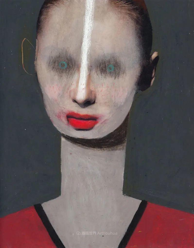 令人震惊的、美丽而奇异的肖像插图39
