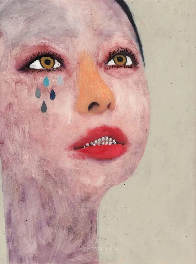 令人震惊的、美丽而奇异的肖像插图53