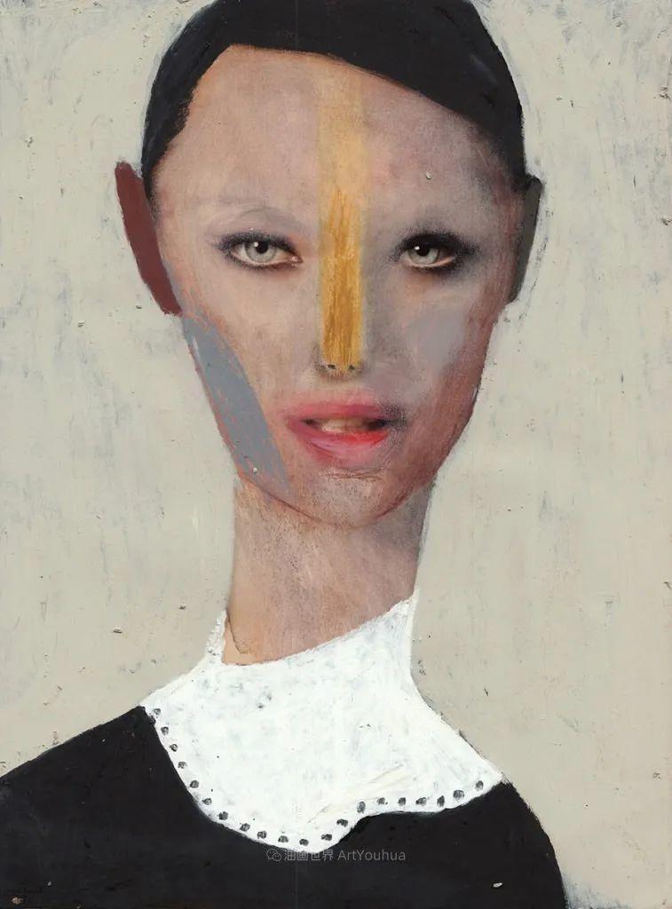 令人震惊的、美丽而奇异的肖像插图61