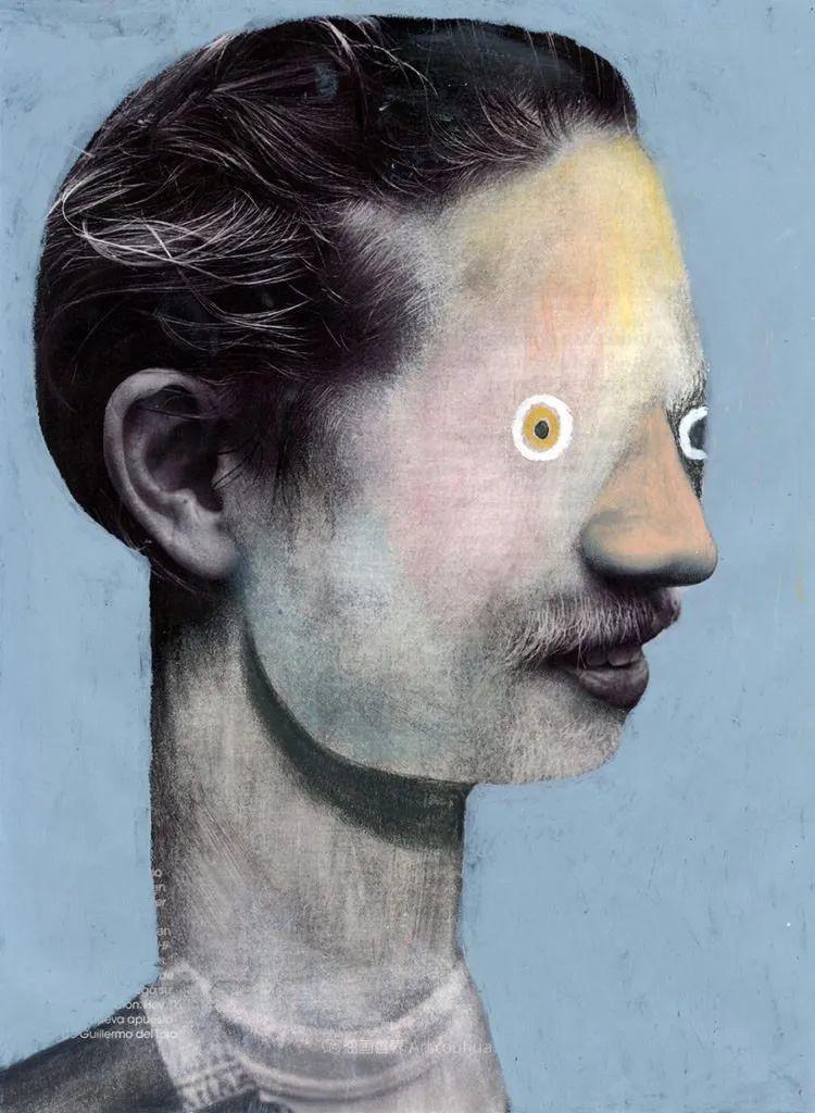 令人震惊的、美丽而奇异的肖像插图75