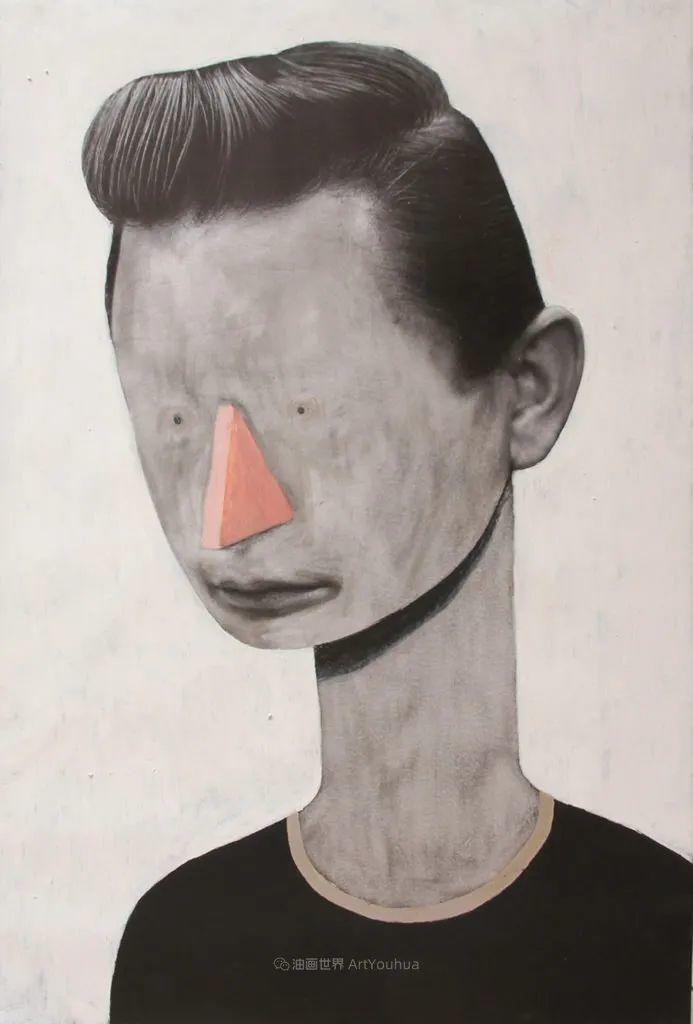 令人震惊的、美丽而奇异的肖像插图93
